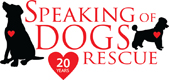 Speaking Of Dogs Logo